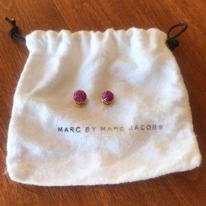 Final Sale Marc Jacobs double sided earrings